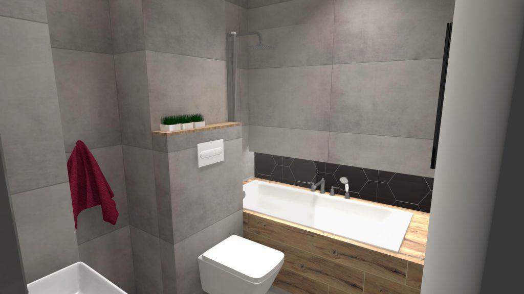 Pralka w małej łazience